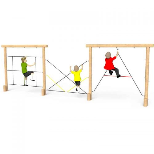 Trim Trails Play Equipment
