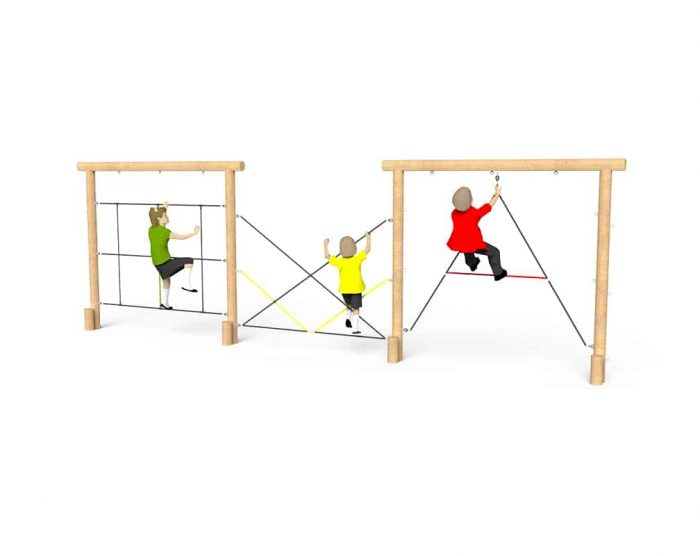 Trim Tail Play Equipment