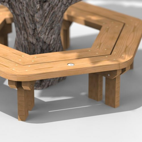 Outdoor Street Furniture & Seating