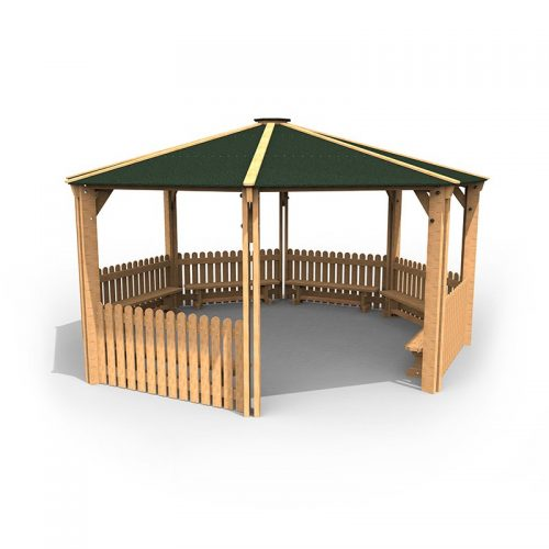 Gazebos & Play Structures