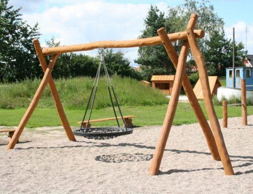 Robinia Hardwood Play Equipment