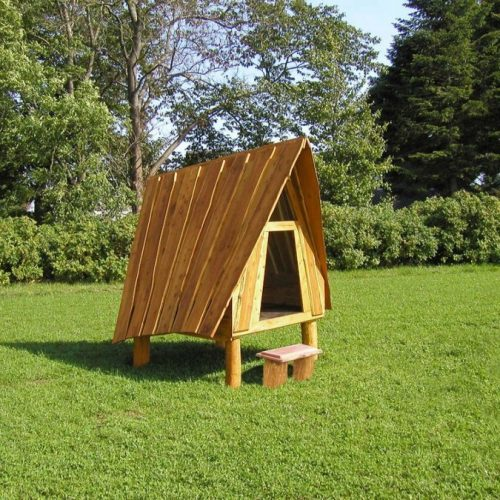 Robinia Hare Hut