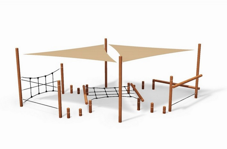 Robinia Playground Package 1