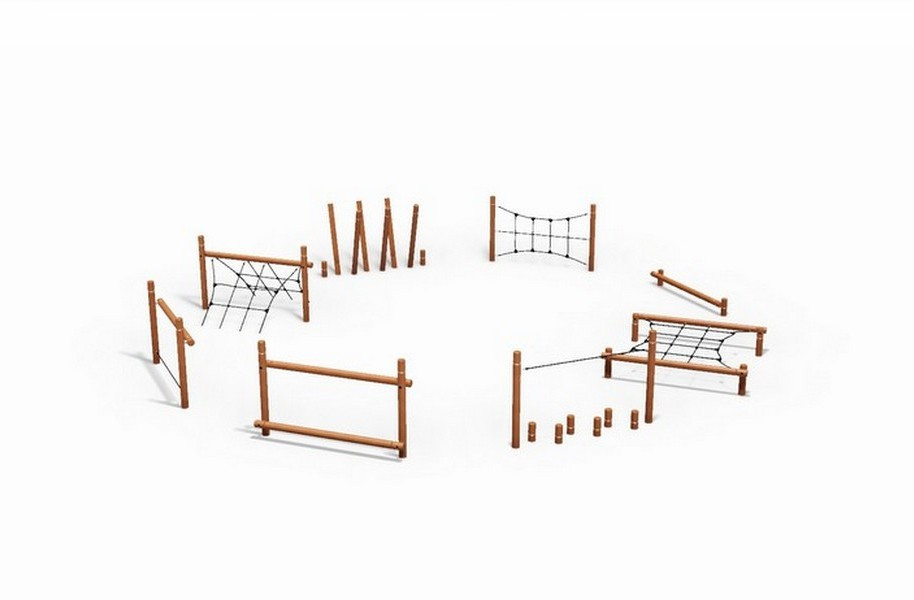Robinia Playground Package 3