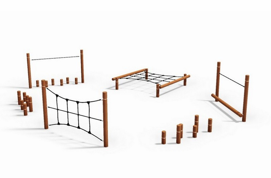 Robinia Playground Package 4