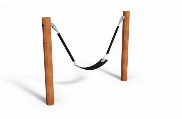 Robinia Slingshot Swing
