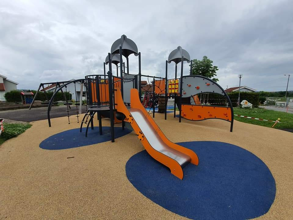 S106 Funding for Playgrounds