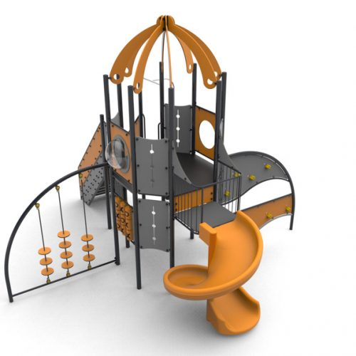 Rocket Play Tower